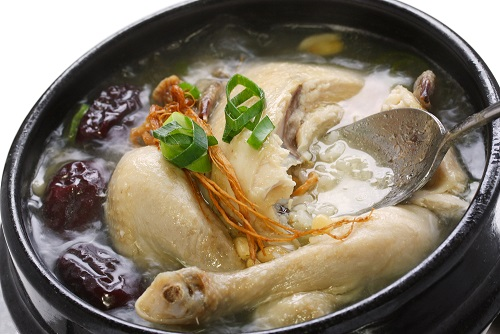 韓国版『土用の丑の日』、『伏日(ポンナル)』は参鶏湯を食べる日‼